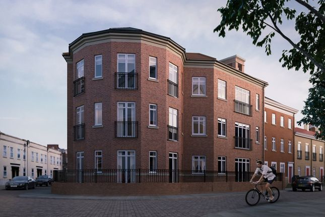 Thumbnail Flat for sale in Apt 1 Boughton Court, Garden Square East, Dickens Heath