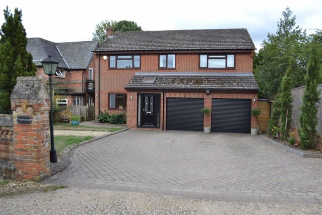 Thumbnail Detached house to rent in Brimpton, Reading