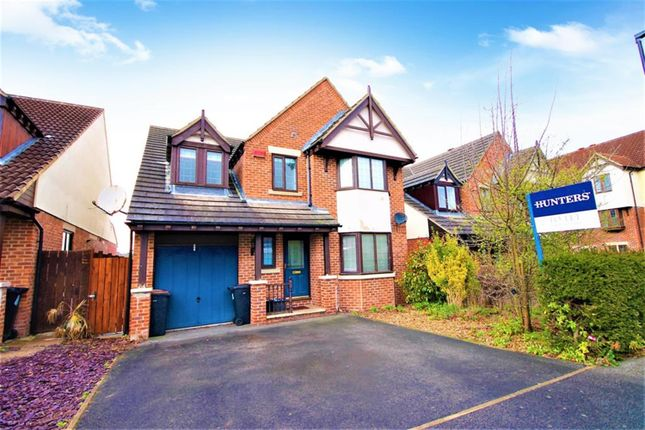 Thumbnail Detached house to rent in Ash Tree Road, Knaresborough
