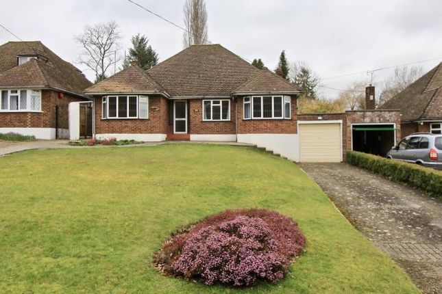 Thumbnail Detached bungalow to rent in New Road, Little Kingshill, Great Missenden