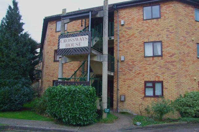 Thumbnail Flat to rent in Anstey Way, Trumpington
