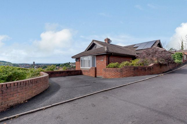 Thumbnail Bungalow for sale in Charlton Rise, Ludlow, Shropshire
