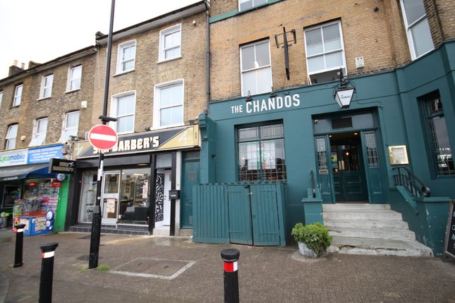 Thumbnail Flat to rent in Brockley Rise, London