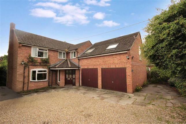 Thumbnail Detached house for sale in Aldbourne Road, Baydon, Marlborough