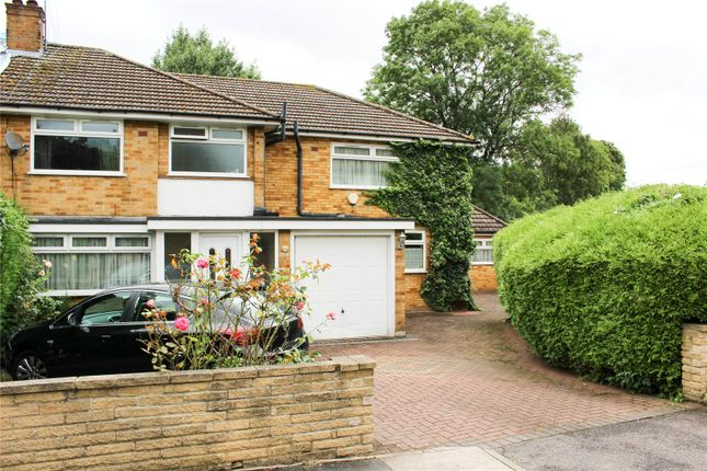Thumbnail Semi-detached house for sale in Seafield Road, Arnos Grove, London