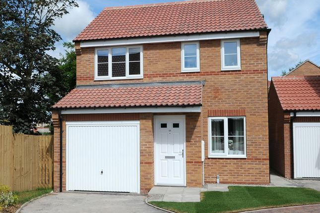"Thumbnail Detached house for sale in ""The Rufford"" at Redbrook Court, Barnsley"