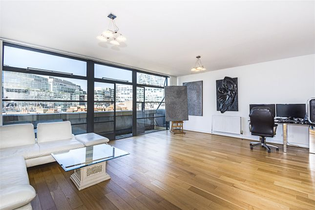 Thumbnail Flat for sale in Exchange Building, 132 Commercial Street, London