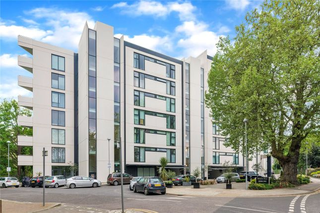 Thumbnail Flat for sale in Edmunds House, Colonial Drive, London