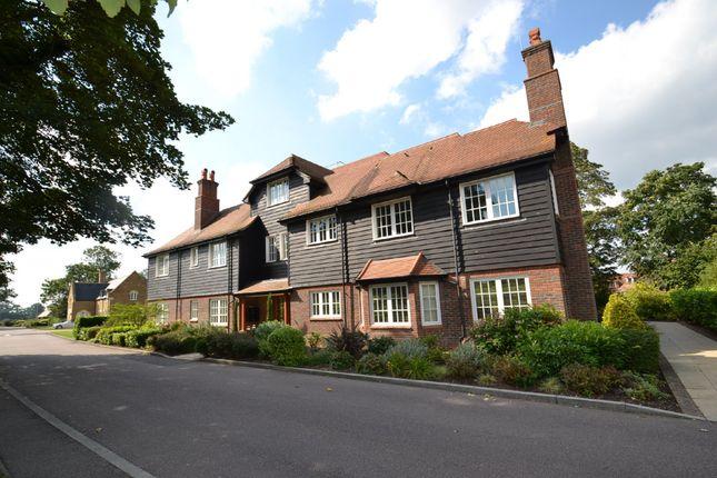 Thumbnail Flat to rent in Wall Hall Drive, Aldenham, Watford