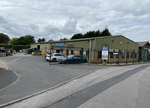 Thumbnail Light industrial to let in Station Yard, Station Road, Bawtry
