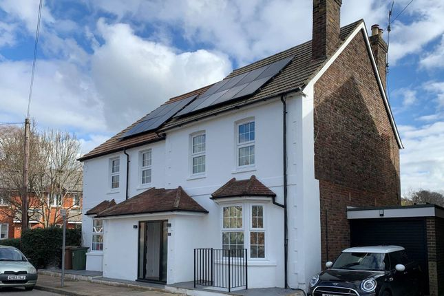 Thumbnail Detached house for sale in Victoria Road, Guildford