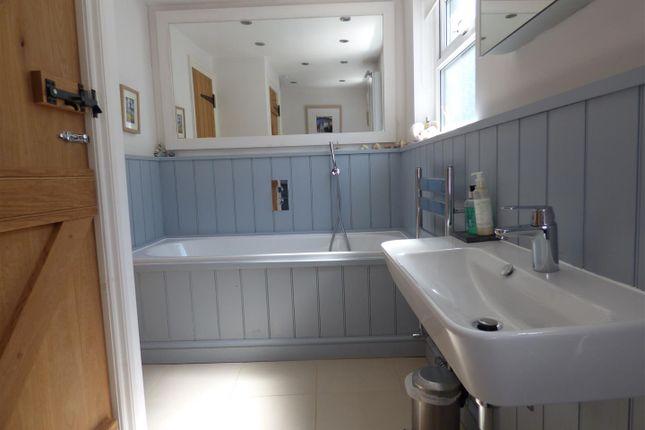 Bathroom of Webbs Hill, Broad Haven, Haverfordwest SA62
