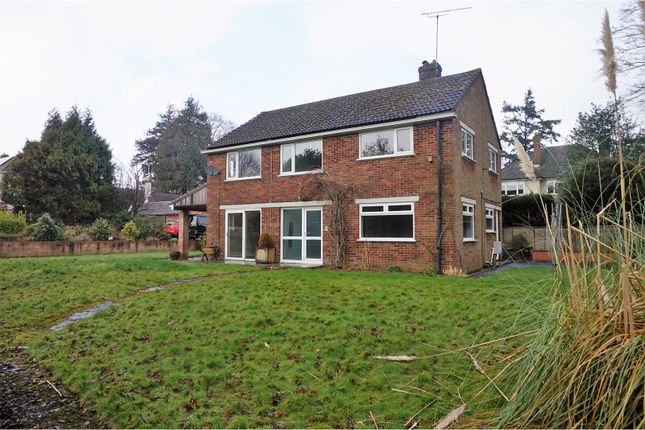 Thumbnail Detached house for sale in Canterbury Road, Ashford