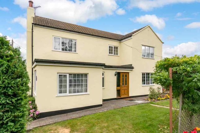 Thumbnail Detached house for sale in Back Lane, Bomere Heath, Shrewsbury