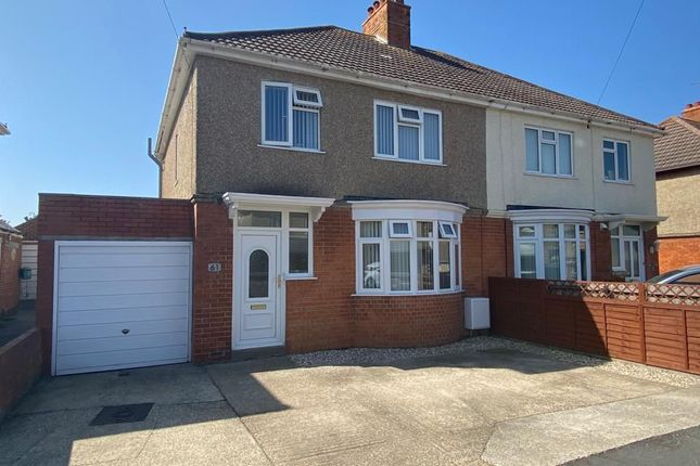 Thumbnail Semi-detached house for sale in Dennis Road, Weymouth