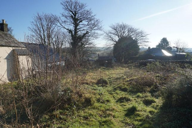Thumbnail Land for sale in Development Site For 3 Houses, Camelford, North Cornwall