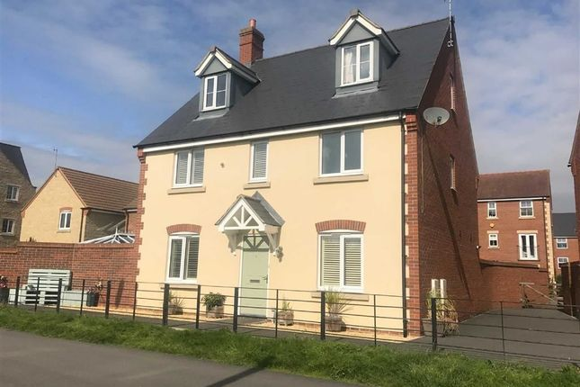Thumbnail Detached house to rent in Prospero Way, Swindon, Wiltshire