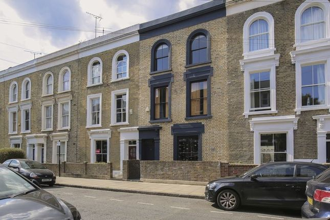 Thumbnail Terraced house for sale in St. John's Church Road, London