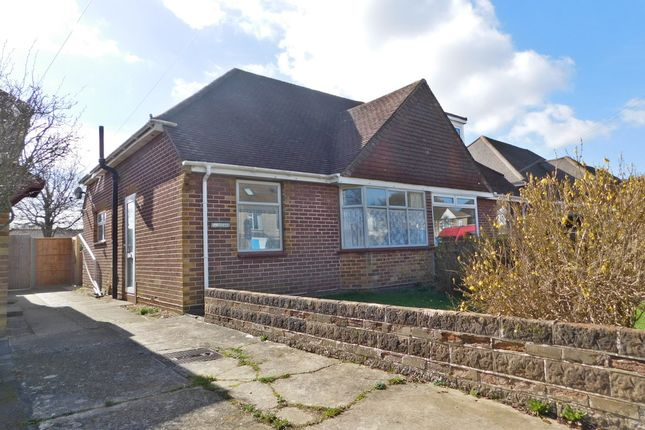 Thumbnail Semi-detached bungalow for sale in Orchard Grove, Portchester, Fareham