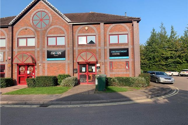 Thumbnail Office to let in First Floor Edward House, Enderby Road, Whetstone, Leicester, Leicestershire