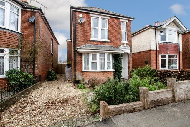 Thumbnail Property for sale in Guest Road, Bishopstoke, Eastleigh