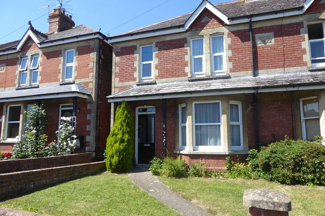 Thumbnail Semi-detached house to rent in Rosebery Avenue, Yeovil