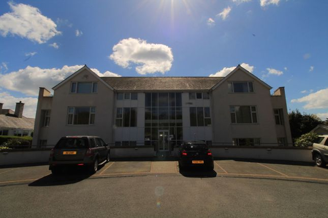 Thumbnail Flat for sale in Caernarfon Road, Pwllheli