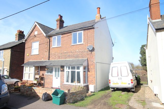 Thumbnail Semi-detached house for sale in Old London Road, Marks Tey, Colchester