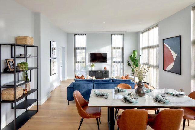 Thumbnail Flat to rent in Celeste House, 1 Caversham Road, Beaufort Park