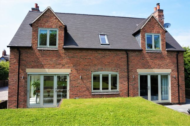Thumbnail Detached house for sale in Ashby Road, Measham