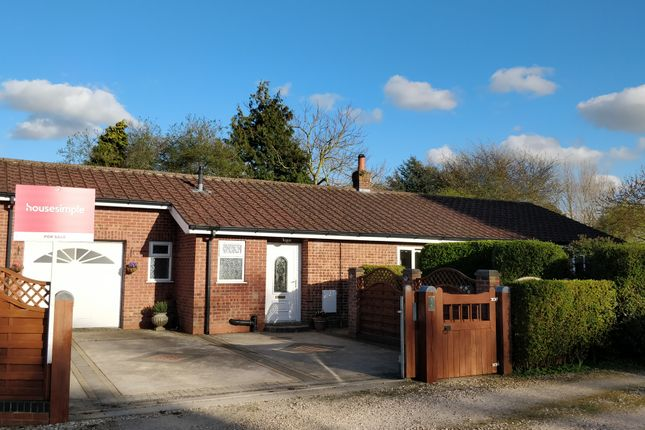 Thumbnail Detached bungalow for sale in Church Lane, Aylesby, Grimsby