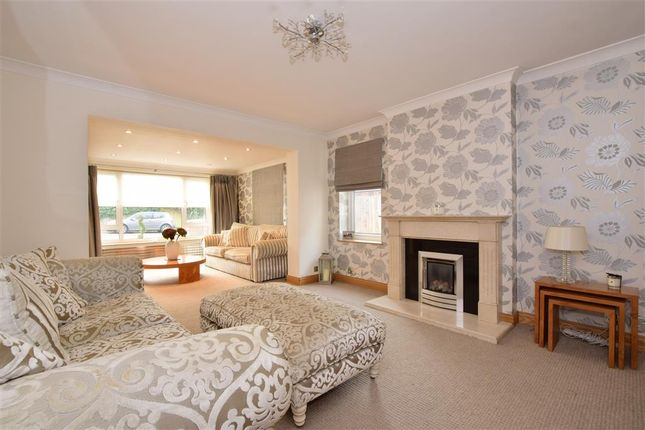 Thumbnail Detached house for sale in New Barns Way, Chigwell Park, Essex
