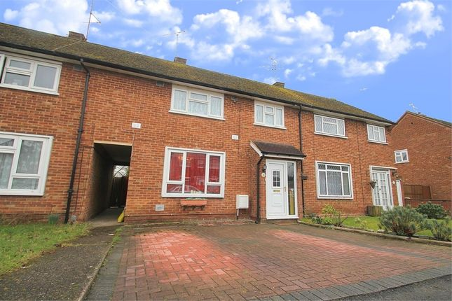 Thumbnail Terraced house to rent in Randall Close, Langley, Berkshire
