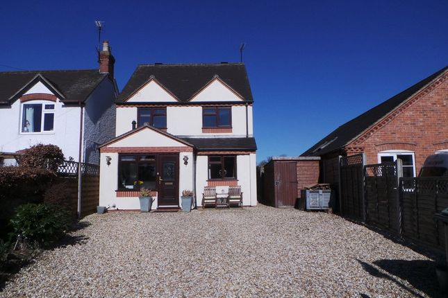 Thumbnail Detached house for sale in Alms Road, Doveridge, Ashbourne