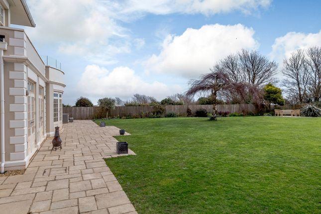 Garden of Northview Road, Budleigh Salterton, Devon EX9