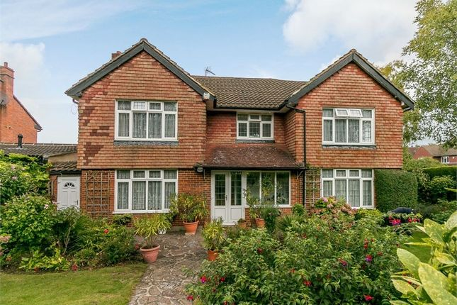 Thumbnail Detached house for sale in Chiltern Road, Sutton, Surrey