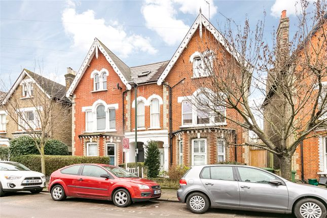 Exterior of Elm Road, London SW14