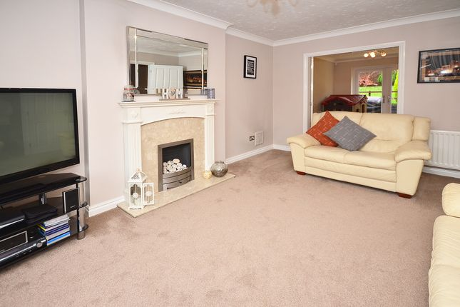 Thumbnail Detached house for sale in Charolais Crescent, Lightwood, Stoke-On-Trent