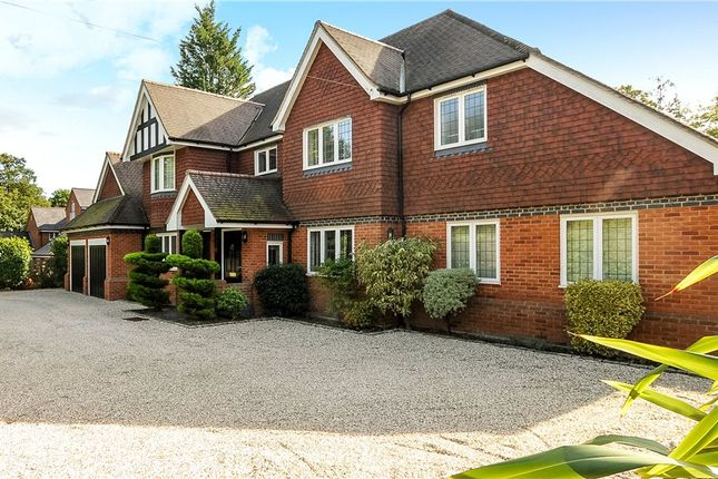 Thumbnail Detached house for sale in Charters Road, Ascot, Berkshire