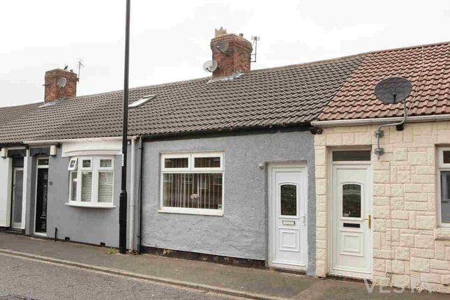 Thumbnail Terraced bungalow for sale in Elemore Lane, Houghton Le Spring