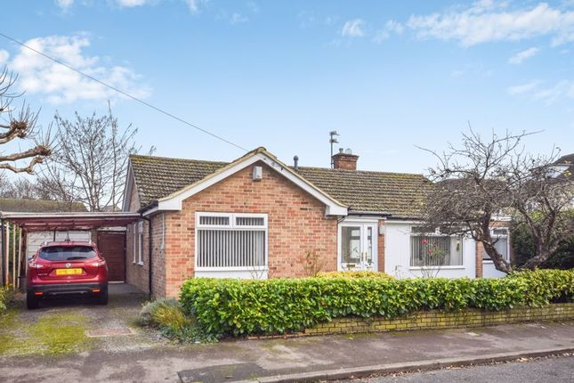 Thumbnail Detached bungalow for sale in Home Close, Kidlington