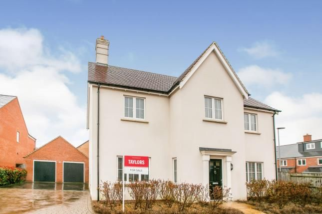 Thumbnail Detached house for sale in Alder Wynd, Silsoe, Bedford, Bedfordshire