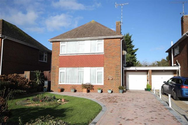 Thumbnail Link-detached house for sale in Cumberland Avenue, Goring, West Sussex