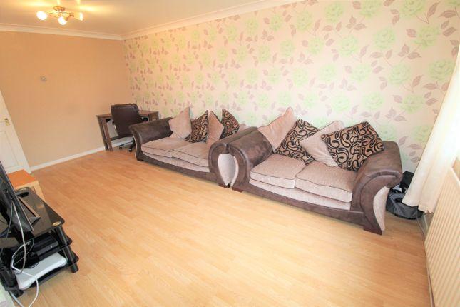 Lounge of Lochdochart Road, Easterhouse G34