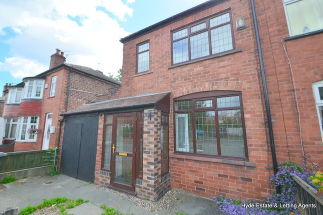 Thumbnail Semi-detached house to rent in Miriam Street, Failsworth, Manchester