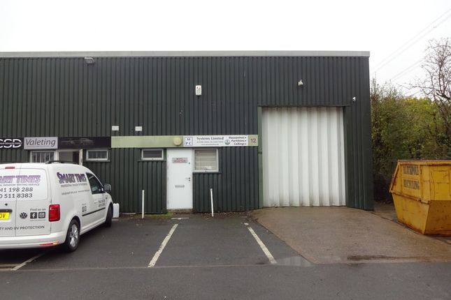 Thumbnail Industrial to let in Buckholt Business Centre, Buckholt Drive, Worcester