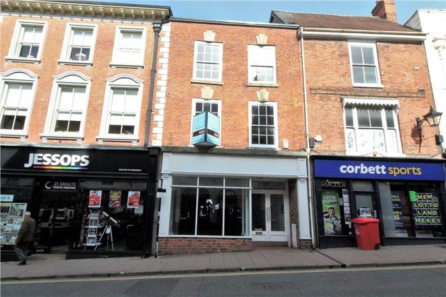 Thumbnail Retail premises to let in Ground Floor 68 Mardol, Shrewsbury, Shropshire