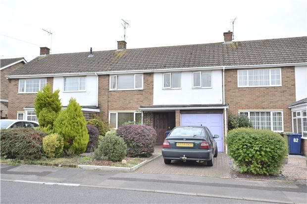 4 bed terraced house for sale in Moselle Drive, Churchdown, Gloucester