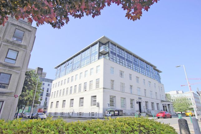 Thumbnail Flat for sale in Berkeley Square, The Barbican, Plymouth