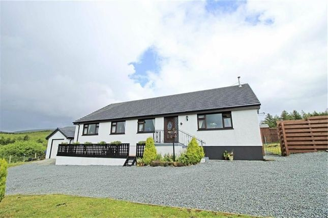 Thumbnail Detached house for sale in Achachork, Portree, Highland